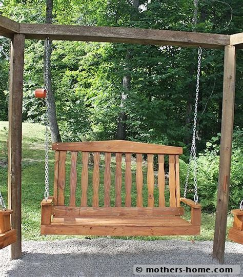 home made swing fire pit swing set as seen on pinterest mother s home