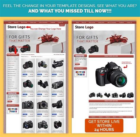 Ebay Store Template 2018 Shop Theme Mobile Friendly Design Https Ebay Listing Template 2018 Mobile Friendly Ebay Template