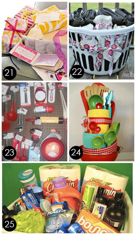 Wedding Gift Ideas Best by 60 Best Creative Bridal Shower Gift Ideas