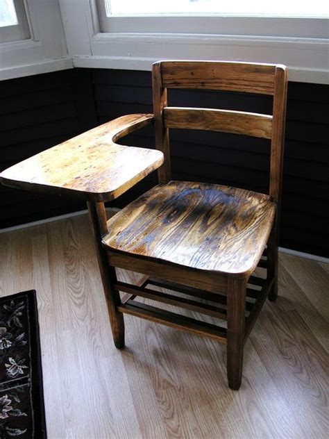 elementary desks and chairs antique vintage 1940 s oak desk chair things i
