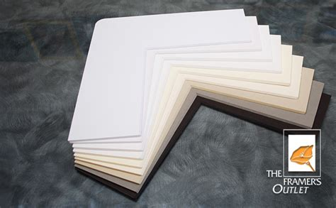 8 Ply Mat Board by The Framer S Outlet Berkeley San Francisco Bay Area