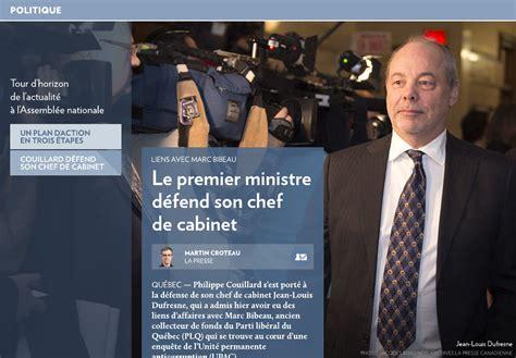 Chef Du Cabinet by Chef De Cabinet Du Premier Ministre