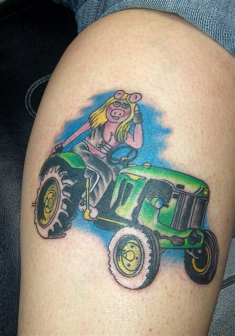 tractor tattoos bad tattoos 13 more of the stupid worst team jimmy joe