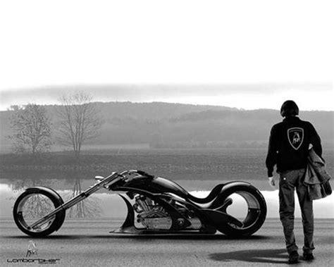 future lamborghini bikes super stretch motorcycles the ridiculous lamborbiker