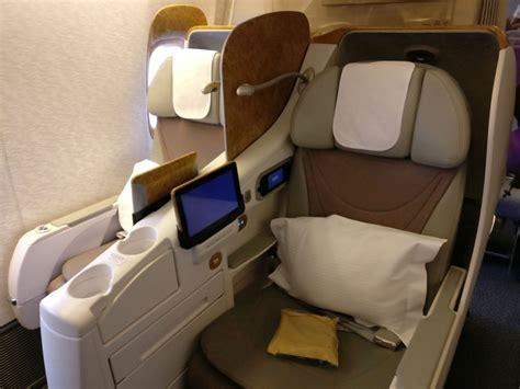 emirates business class 777 die woche bei reisetopia