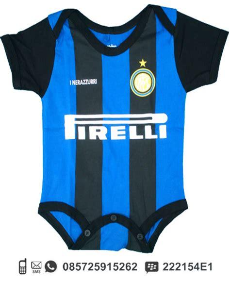 Baju Wasit Sepak Bola Baby Jumper Baju Kodok Motif Jersey Sepak Bola