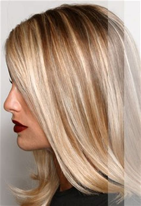 classic blond hair photos with low lights 1000 images about chunky highlights on pinterest