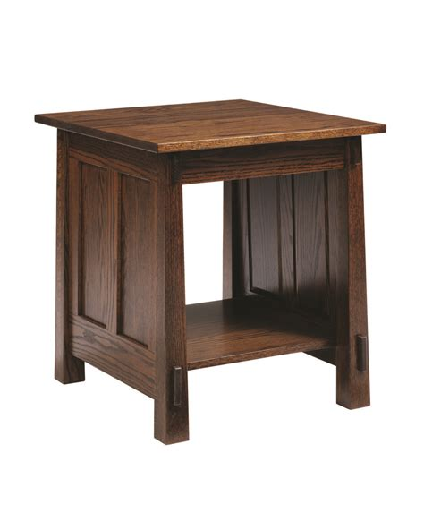 Country Cabinets For Kitchen country shaker end table gish s amish legacies