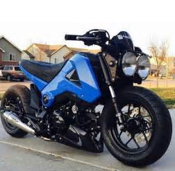 Honda Grom Lowered Index Of Pictures Custom Grom 125