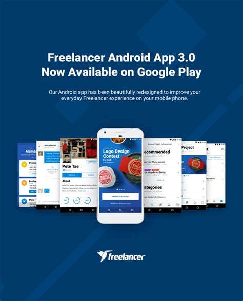 google adsense android app now available freelancer android app 3 0 now available on google play
