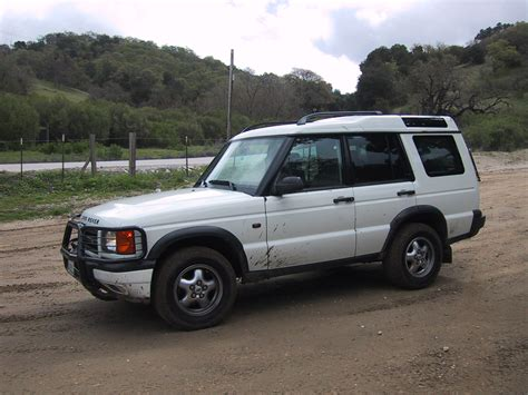 Land Rover Discovery 2000 Gas Mileage