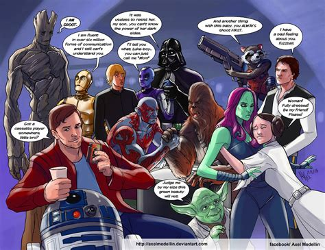 libro star wars guardians of tliid 222 star wars and guardians of the galaxy by axelmedellin on