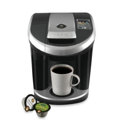 keurig bed bath and beyond buy keurig 174 vue 174 v500 single cup home brewing system from