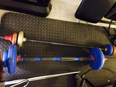 old weight bench weider old school weight bench bar and misc weights victoria city victoria