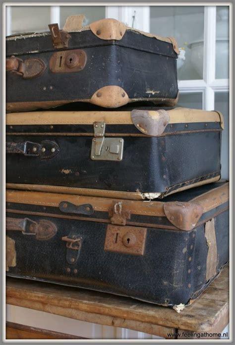 Oude Koffer Pimpen by Meer Dan 1000 Idee 235 N Oude Koffers Op