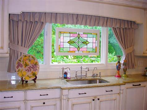 Trendy Kitchen Window Treatments Your Dream Home Trendy Kitchen Curtains