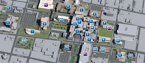 maps clinic cleveland clinic cus map the architectures of the hospital cus map