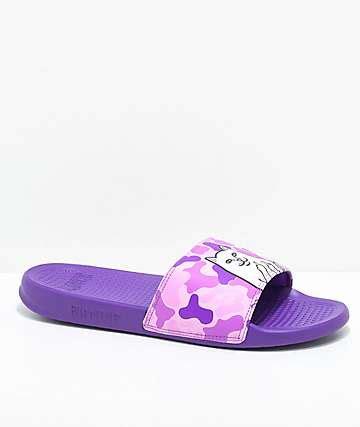 Sandal Camo White Felix Verguso sandals and flip flops zumiez