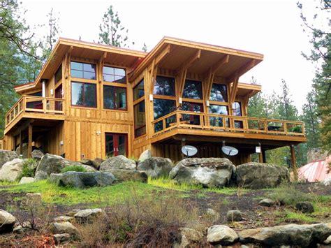 cabin log kits