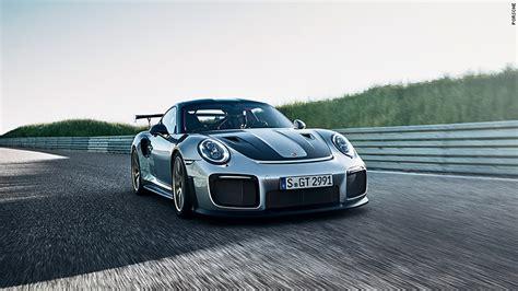 fastest porsche 2017 porsche reveals the fastest 911