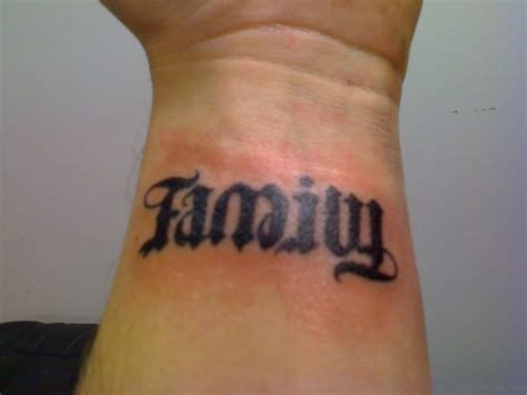 ambigram wrist tattoos 70 wonderful ambigram tattoos for wrist