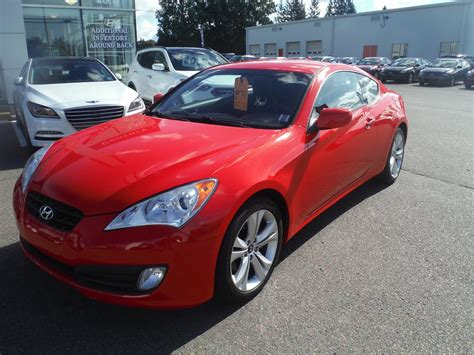 Used Hyundai Genesis Coupe 2010 by Used 2010 Hyundai Genesis Coupe For Sale In Truro