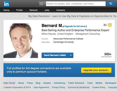 fotos para perfil linkedin linkedin aprovechando esta red social para buscar empleo
