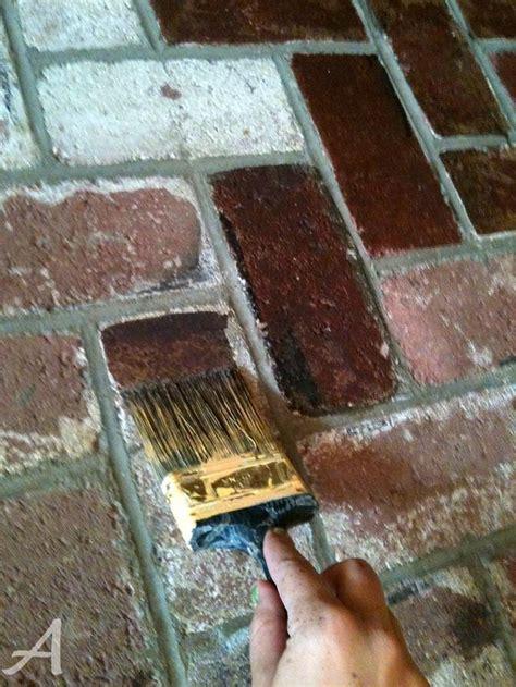 black wood paint exterior 17 best ideas about stain brick on paint brick