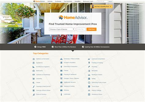 angie s list and home advisor merger