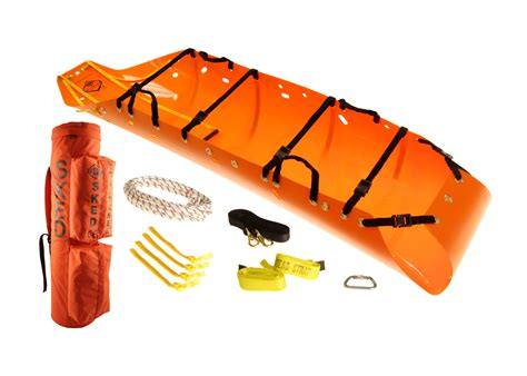 a rescue sked 174 basic rescue system international orange
