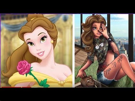 bad disney princess top 9 disney princesses as modern bad disney