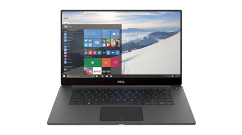 Notebook Dell Xps 15 dell gives sneak peek of new xps 15 laptop on windows 10 apple retina macbook pro 15 rival