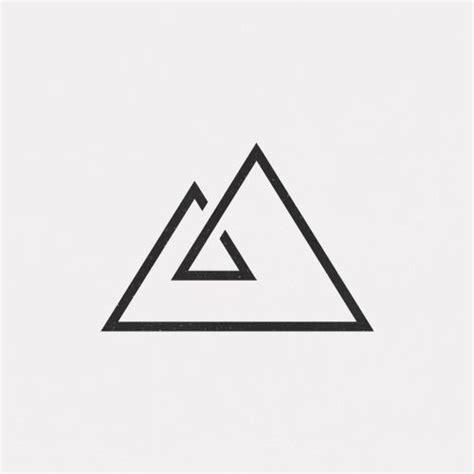 triangle pattern logo best 25 triangle logo ideas on pinterest geometry