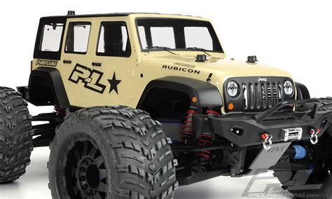 Proline Jeep Pro Line Jeep Wrangler Unlimited Rubicon Rcnewz