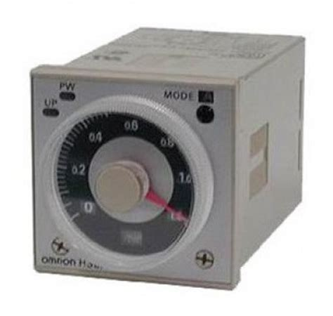 Omron Timer omron timer h3cr a8 2 poles 8 pins timers electronics