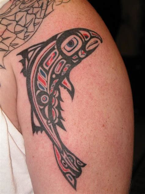 tribal fish tattoos 85 best tribal designs and meanings tattoozza