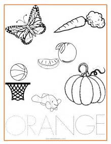 orange color activity sheet repinned by totetude com