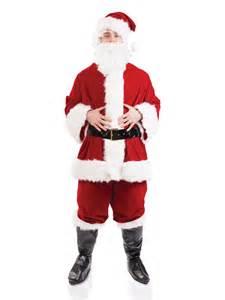 adult plush santa costume fs3188 fancy dress ball