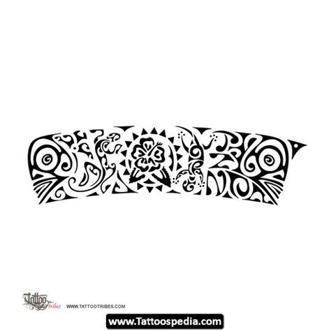 mauri tattoo design by unknown maori