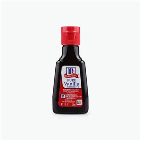 What Is The Shelf Of Vanilla Extract by Mccormick Vanilla Extract 29ml