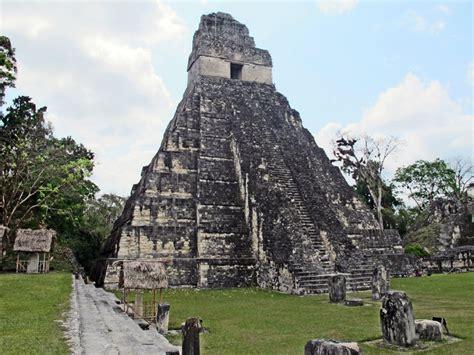 imagenes de jaguar maya guatemala 36 tikal la joya maya templo 1 186 templo del