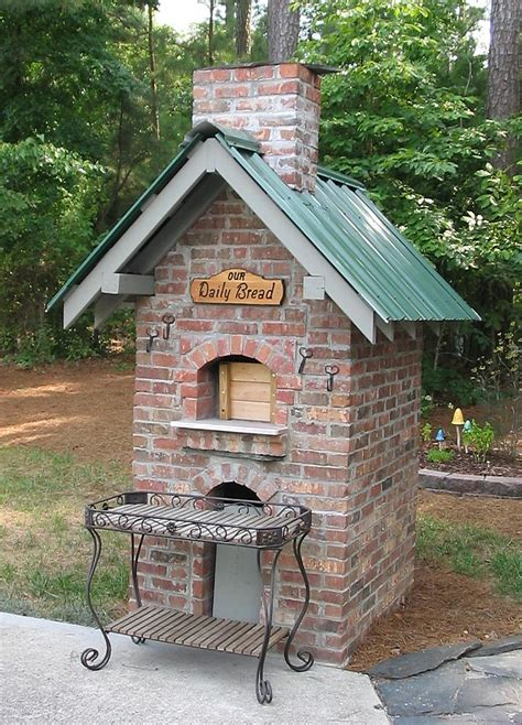 Brick Oven For Backyard by How To Build A Brick Oven Pdf Woodworking