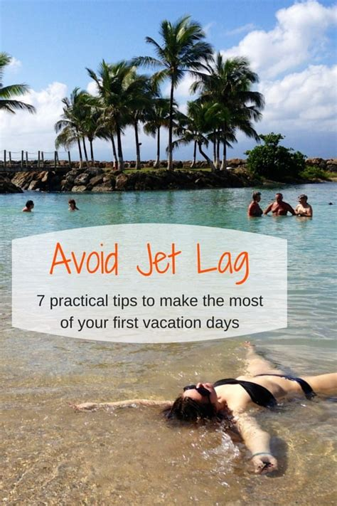 7 Tips To Overcome Jetlag by Avoid Jet Lag 7 Practical Tips To Make The Most Of Your
