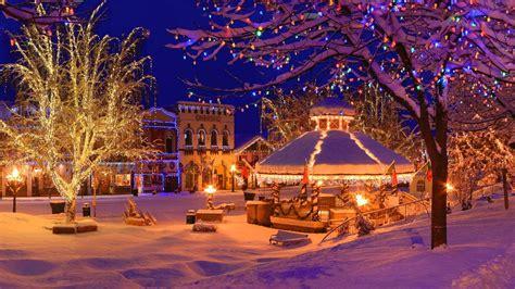 leavenworth wa light festival leavenworth wa festival of lights