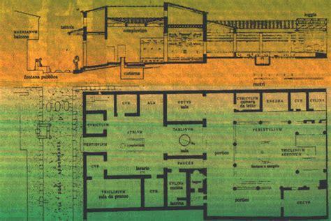 mediaworld le porte franche domus casa romana 28 images las casas romanas roma