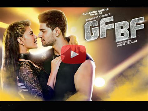 song for gf gf bf song sooraj pancholi jacqueline