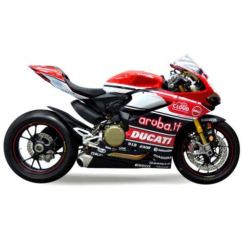 Ducati Original Aufkleber by Motorradaufkleber Bikedekore Wheelskinzz Ducati