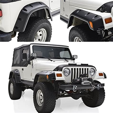 Jeep Wrangler Fenders Compare Price To Fenders For Jeep Wrangler Dreamboracay