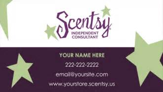 Scentsy Business Card Template by Scentsy Business Cards