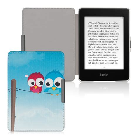 my not 40 kindle paperwhite case the ebook reader blog kwmobile synthetic leather flip cover for amazon kindle